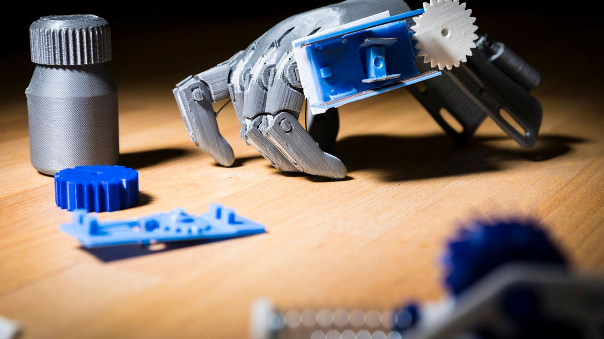 Где применяется 3D печать